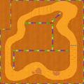Île Choco 1 - MKSC (parcours)
