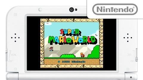 スーパーマリオワールド プレイ映像 3DS