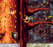 DKC3 Screenshot Rege Säge 2