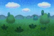 Goomba Road and Village Background