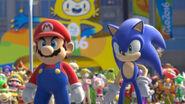 Mario Sonic Rio 2016 WiiU 2