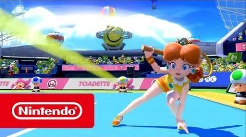 Mario Tennis Aces - Des matchs de tennis survoltés avec Mario Tennis Aces! (Switch)