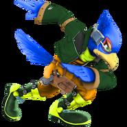 SSB4 Sprite Falco 4
