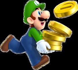 Luigi, New Super Mario Bros. 2