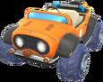 MKT Sprite Tanuki-Buggy