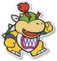 PMOK Artwork Bowser Jr