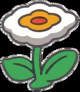 Fire Flower Artwork (Super Mario Bros.)