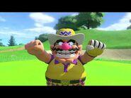 Mario Golf- Super Rush Special Shot + Special Dash – Wario