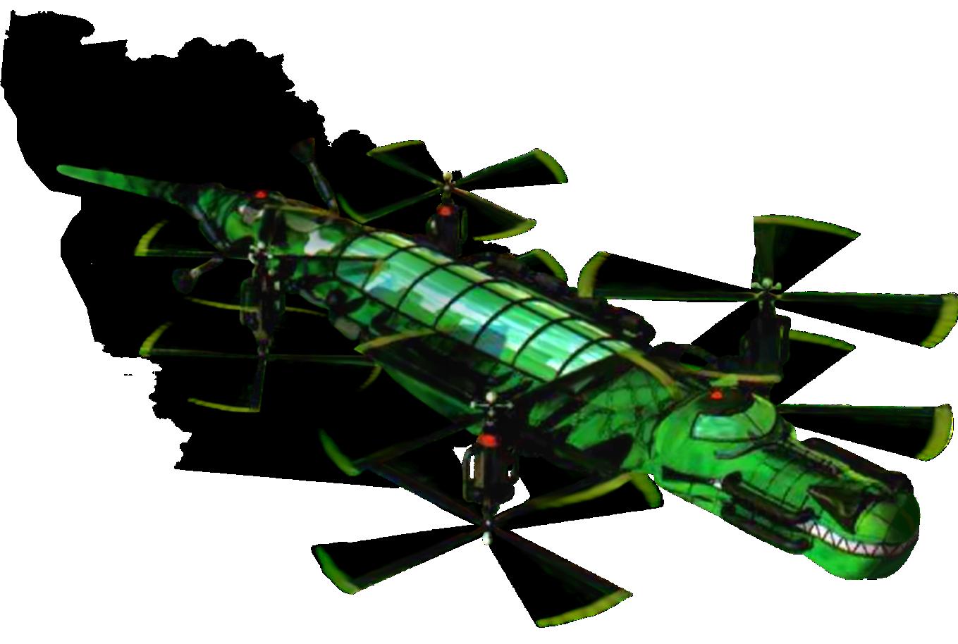 The Flying Krock