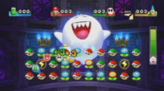 King Boo's Puzzle Attack