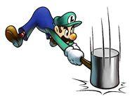 M&L Artwork Luigi