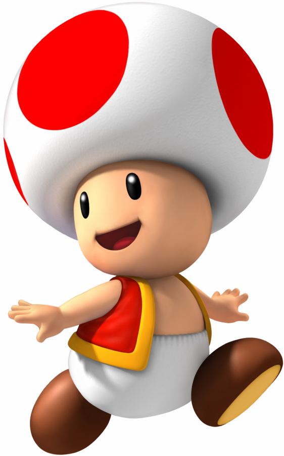 Toad rouge (personnage)