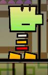 Chap (vert)