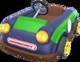 MKT Sprite Spielzeug-Kart Grünblau
