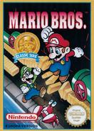 Mario Bros NES EUR 1993
