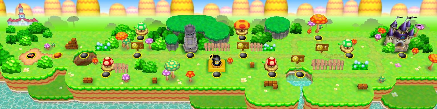 World 1 Map - New Super Mario Bros.png