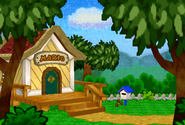 Mario's Pad (Paper Mario)