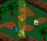 SMRPG Screenshot Pollenschlaf