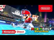 Mario Golf- Super Rush – Nintendo Direct - E3 2021-2