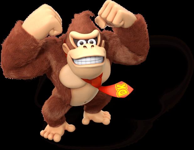 DKCTF Artwork Donkey Kong 2.png