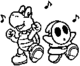 Koopa and Shy Guy stamp MK8.png