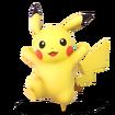 SSBU Artwork Pikachu