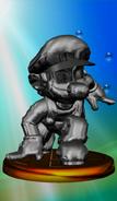 Metal Mario Trophy Melee