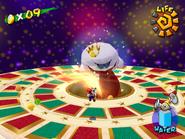 Rey Boo Mario Sunshine