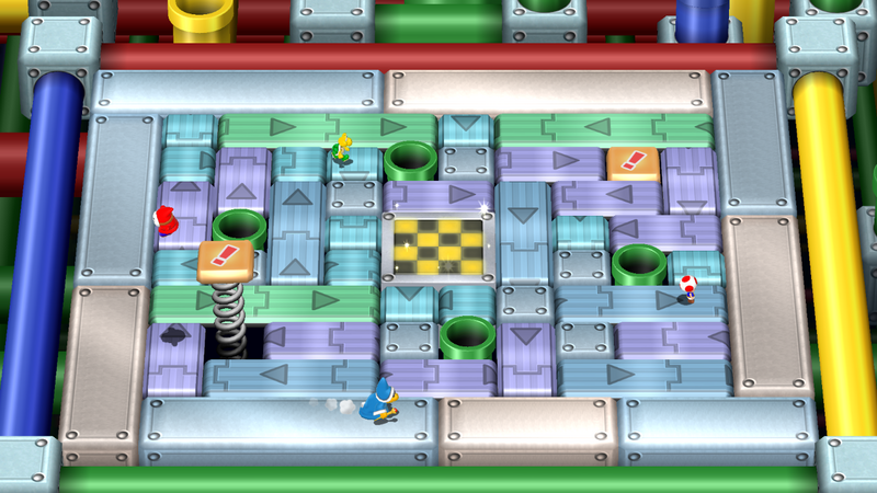 Player Conveyor