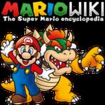 Mario Kart Racing Wiki's current logo