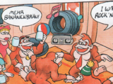 Donkey Kong Country (Comic)