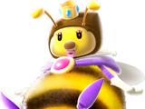 Honigbienenkönigin