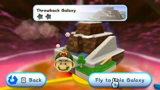 Galaxia Fortaleza Nostálgica