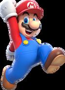 SM3DW Artwork Mario
