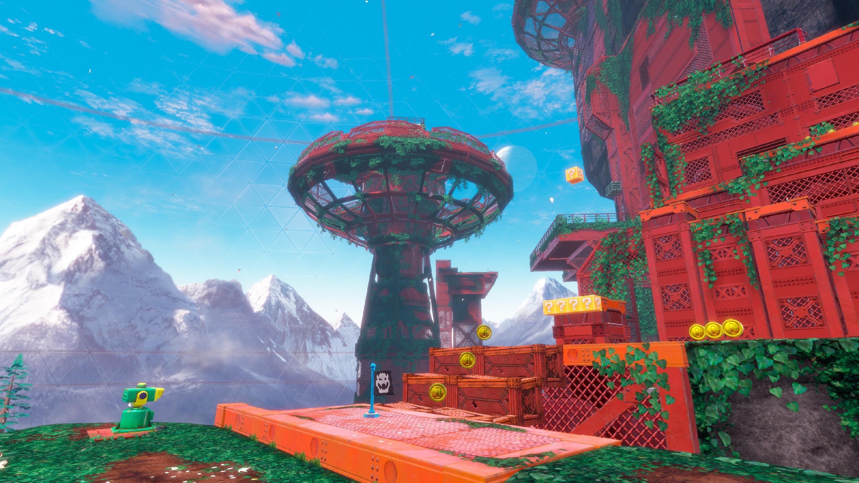 Forstland (Super Mario Odyssey)