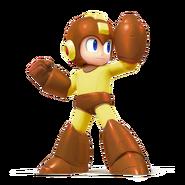 SSB4 Sprite Mega Man 3