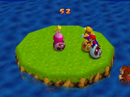 Bumper Balls Gameplay - Mario Party