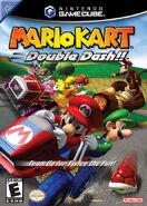 Jaquette Mario Kart Double Dash