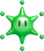 50px-Green Big Paint Star.png