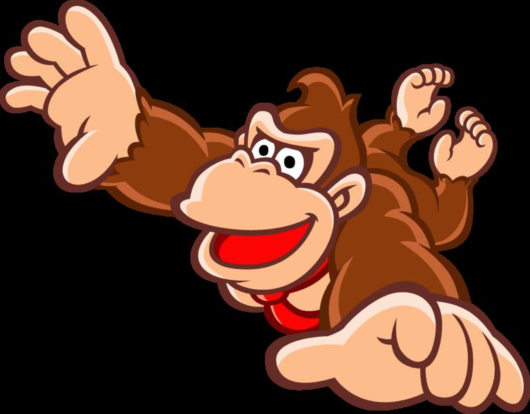 DKKOS Artwork Donkey Kong.png
