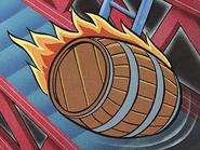 Donkey Kong Barrel Artwork