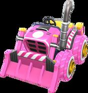 MKT Bulldo-turbo rose