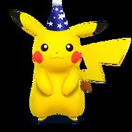 SSB4 Sprite Pikachu 6