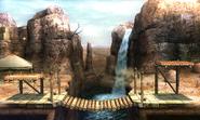 Smash Bros 3DS Escenario 2