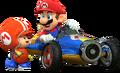 MK8 Artwork Mario 4