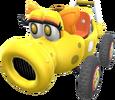 MKT Sprite Gelber Birdo-Turbo