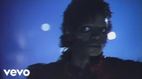 Michael Jackson - Thriller (Shortened Version)