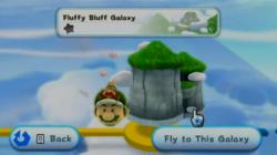 Fluffy Bluff Galaxy