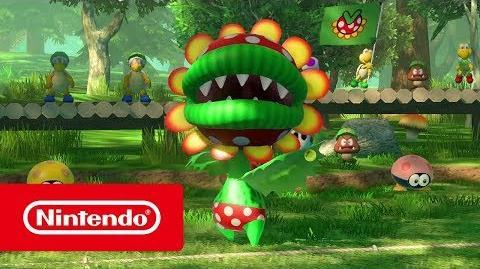 Mario Tennis Aces - Flora Piranha (Nintendo Switch)
