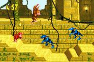 DKCGBA Screenshot Tempo-Tempel